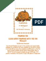 pumpkinsawebquest