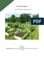 final garden program