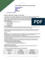 Fosfina y Su Efecto Fumigante Aplicacion Practica 2a Parte