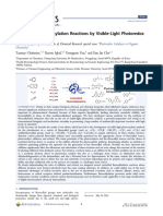 Accounts of Chemical Research Volume Issue 2016 [Doi 10.1021%2Facs.accounts.6b00248] Chatterjee, Tanmay; Iqbal, Naeem; You, Youngmin; Cho, Eun Jin -- Controlled Fluoroalkylation Reactions by Visible-L