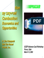 Praxair- CO2 reduction by oxy fuel combustion.pdf
