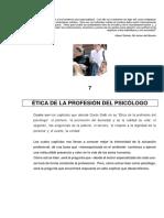 Deontología en La Profesión Del Psicólogo 1 (1)