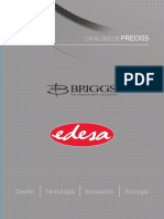 Catalogo Precios Briggs Edesa