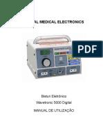 Bisturti Wavetronic 5000 Digital - Loktal