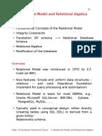 Relational Model Dan Relational Algebra