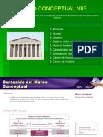 1.4 Marco Conceptual de Las Niif