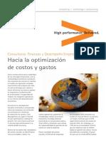 Accenture NL3Q Hacia Optimizacion Costos Gastos