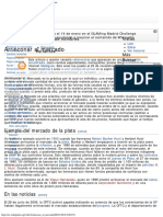 Arrinconar Al Mercado - Wikipedia, La Enciclopedia Libre