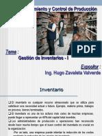 PCP 3 Gestión de Inventarios I