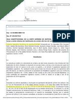 Consulta Legislativa Facultativa Proyecto de Paz Costa Rica