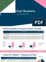 Sept 2016 Tourism Measures PUBLIC