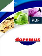 Catalogo Produtos Doremus