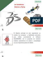 SolidWorks Modelado Basico, Chapa Metalica, Estructura