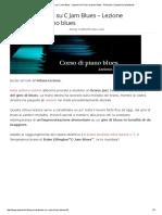 8.Improvvisazione su C Jam Blues - Lezione n.pdf