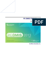 Eng Pcdmis Cmm 2013 Mr1 Manual