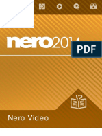 Manual de NERO 2014 - Video