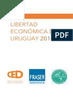 Libertad Económica en Uruguay