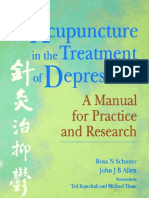 Schnyer Rosa N - Acupuncture in the Treatment of Depression