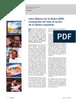 Libro Blanco 2006 España