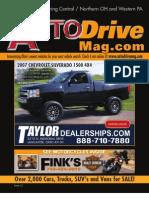 Auto Drive Magazine - Issue 12