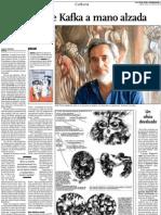 Entrevista con el dibujante Raúl Ponce