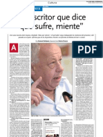 Entrevista con Andrés Rivera