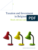 Deloitte Tax Belgiumguide 2016