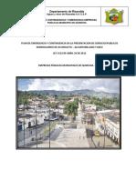 Plan Emergencias EPM Quinchia
