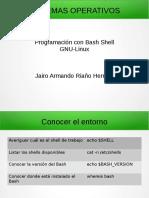Programacion Bash Shell (1)