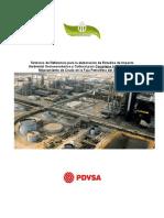TDR Complejos Industriales de Mejoramiento de Crudo