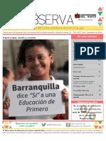 """Barranquilla dice """"Sí"""" a una Educación de Primera"""