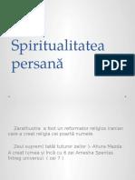 Spiritualitatea persană
