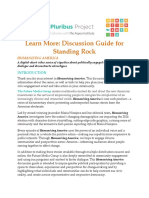 Standing Rock Discussion Guide