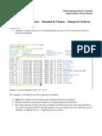 Informe Manejo de Archivos