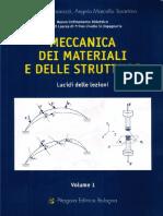 [E Book - Ingegneria - Scienza delle Costruzioni] Meccanica dei Materiali e delle Strutture Vol.1 - M. Cannarozzi, A.M. Tarantino.pdf