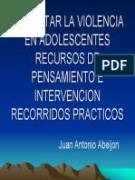 Violencia y Adolescencia. J.A. Abeijón.pdf