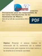 Curso CI Monterrey