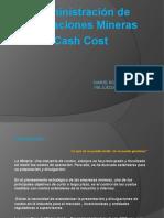 Cash Cosh (III)