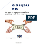 Manual de Presupuesto Euro