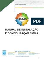 Manual de Instalação e Configuração Sigma PDCA