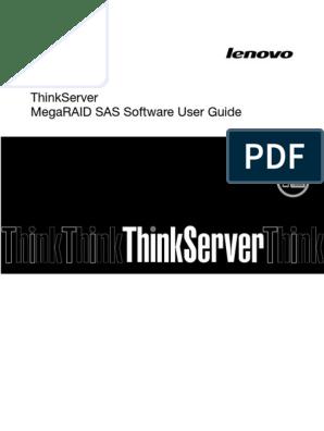 MegaRAIDSASSWUG_EN_6 Gb pdf | Digital & Social Media