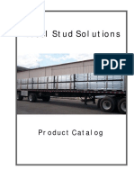 Steel Stud Solutions Product Catalog