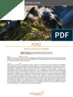 Machu Picchu Eterno Articulo