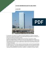 20 Edificios Más Representativos Del Perú