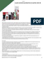 27-10-16 Reorganiza CPA apoyos para Sectores Productivos en primer año de trabajo. -El Diario de Sonora