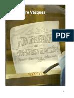 Manual Fundamentos de La Administracion 2015 Completo