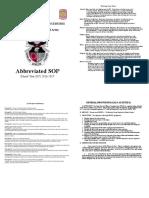 SOP Guide