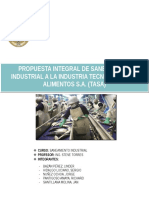 Saneamiento Industrial Final IV