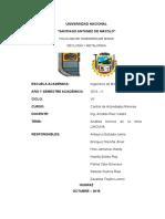 plan de operaciones de la minera lincuna