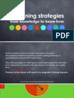 9 Learning Strategies
